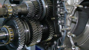 Porsche Getriebe